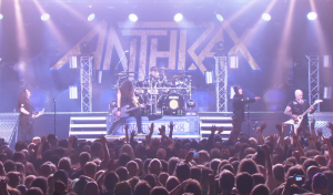 Anthrax Performed 'Indians' From The Kings Of Scotland's DVD!!