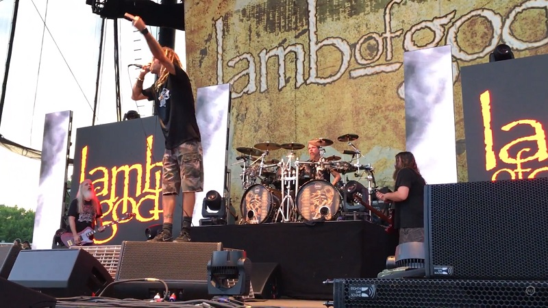 Upcoming album of Lamb Of God